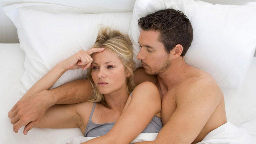 Vrouwelijk libido: geen zin in seks - Vrijen doe je zo!