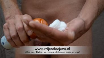 Je Schaamhaar Scheren (video)